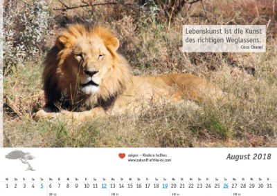 Afrika-Kalender-08-August