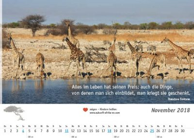 Afrika-Kalender-11-November