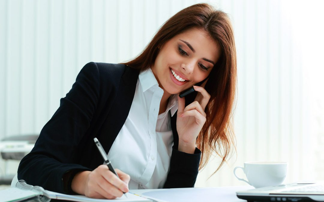 Anrufe professionell entgegennehmen und weiterleiten – Teil 1