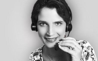 Neue Telefonstimme: Adina Schmidt